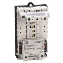 Allen-Bradley, 500LG AC Electrically-Held Lighting Contactors, 4 N.O. Contacts, 0 N.C. Contacts, 115...120V AC 60 Hz/110V AC 50 Hz, Open