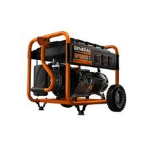 Generac® 5939 GP5500 Portable Generator, 120/240 VAC, 45.8 A, 6875 W Starting/5500 W Running, OHV Engine, 3600 rpm