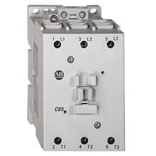 Allen-Bradley, 100-C60D10, 100-C IEC Contactor, Screw Terminals, Line Side, 60A, 1 N.O.  0 N.C. Auxiliary Contact Configuration