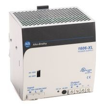 Allen-Bradley, 1606-XL240EP, Standard Power Supply w/Power Factor Correction, 24-28V DC, 240 W, 120/240V AC / 240-375V DC Input Voltage