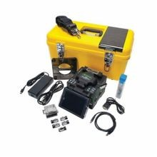 Greenlee® 910FS-KIT1 Fusion Splicer and Cleaver Kit, For Use With 910FS Optical Fusion Splicers