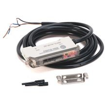 Allen-Bradley, 45FVL-2LHE-C4, PHOTOSWITCH Photoelectric Sensor, Self-Teach with Digital Display, Red, Source (PNP), Pow Bus
