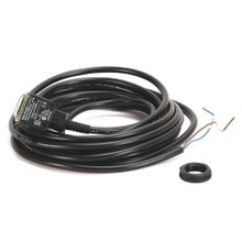Allen-Bradley, 42EF-E1QZB-A2, PHOTOSWITCH Photoelectric Sensor, RightSight, Transmitted Beam, Infred, AC/DC, 2m (6.5ft) cable
