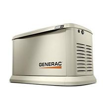 Generac® 7042 Guardian® 1-Phase Residential Air Cooled Automatic Standby Generator, 240 VAC, 19.5 kW, 60 Hz
