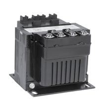 HPS Imperator® PH50MQMJ Molded Industrial Control Transformer, 240/480 VAC Primary, 120/240 VAC Secondary, 50 VA, 50/60 Hz, 1 Phase