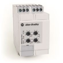Allen-Bradley, 813S-V3-480V, Next Generation Dedicated Function Motor Protection Relays, Three Phase Monitoring Relay, 440...480V AC max monitoring and control power 400Hz