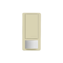 Maestro® MS-OPS6M2-DV-IV Non-Dimming Dimmer Switch With Occupancy Sensor, 120/277 VAC, 6 A, 1 Pole, Ivory