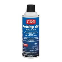 CRC® 14050 All Purpose Sulfur-Free Cutting Oil, 16 oz Aerosol Can, Mild Petroleum, Liquid, Brown