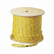 IDEAL®Pro-Pull™ 31-853 Pull Rope, 5/8 in Dia x 600 ft, Polypropylene, Yellow