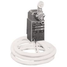 Allen-Bradley, 802M-HY5, Limit Switch, Pre-Wired Factory Sealed, Complete Switch, Lever Type, Spring Return, High Operating Torque, 2-Circuit, CW and CCW directions, 1.52m (5ft) length STO cable