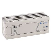 Allen-Bradley, 1761-L32BWA, MicroLogix 1000, 120/240V ac power, (20) 24V dc digital inputs, (12) relay outputs