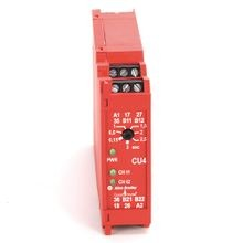 Allen-Bradley, 440R-S23174, Monitoring Safety Relays w/ Delayed Outputs -,  Inputs,  Safety Outputs, N/A Auxiliary Outputs,