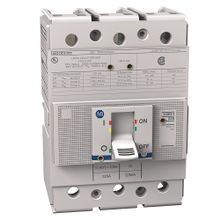 Allen-Bradley, 140G - Molded Case Circuit Breaker, I frame, 35 kA, T/M - Thermal Magnetic, Rated Current 150 A