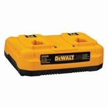 DeWALT® DC9320 Cordless Battery Charger, Suitable For Use With DeWalt® 7.2 to 18 V NiCd and Lithium-Ion Batteries, 1 hr