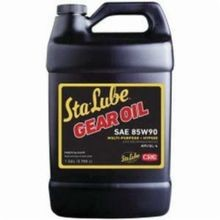 Sta-Lube® SL24239 Multi-Purpose Gear Oil, 1 gal Bottle, Mild, Liquid, Amber