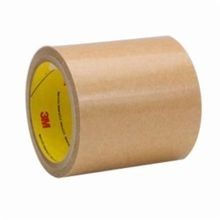 Scotch® 969 High Tack Adhesive Transfer Tape, 1/2 in W x 18 yd Roll L, 5 mil THK, Clear