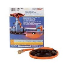 EasyHeat® AHB-019A Water Pipe Heating Cable, 9 ft, Fixed Resistance, Pre-Terminated, 63 W