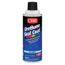 CRC® 18410 Dry Film Urethane Coating, 16 oz, Viscous Liquid, Red, 20 - 25 sq-ft
