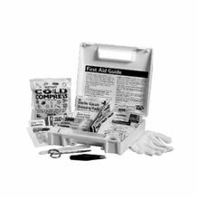 Cully™ 23300 First Aid Kit, Plastic Case, 25 Peoples