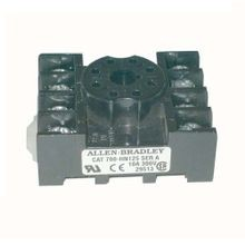 Allen-Bradley, Tube Base Socket, Panel or DIN Rail Mount, Screw, 11-Pin