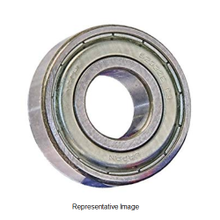 Nachi 6211-ZZ Ball Bearing, Single Row Deep Groove, 2 Shield, 55 mm Bore x 100 mm Outside Dia. x 21 mm W.