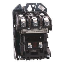 Allen-Bradley, 500FL NEMA Feed-Through Wiring Electrically Held Lighting Contactor, 30A, Open, 115-120V 60Hz, 3 Power Poles