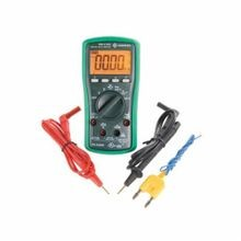 Greenlee® ESM™ DM-210A Non-Contact Digital Multimeter, 1000 VDC/VAC, 8A, 60 MOhm, 1000 VAC/VDC, 8 A, 60 MOhm