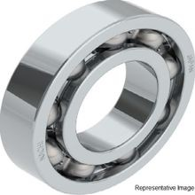 Nachi 6224 Ball Bearing, Open, Deep Groove, 40 mm Bore x 215 mm Outside Dia.