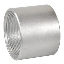 Coupling, Galvanized Rigid, 1/2 Inch