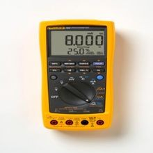 Fluke® 789 Process Meter, 0 to 1000 VAC/VDC, 0 to 1 A, Multi-Line LCD Display