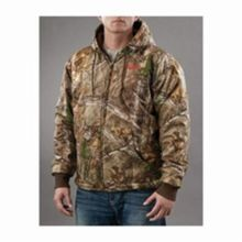 Milwaukee® 2383-2X M12™ Heated Hoodie Kit, 2XL, Men's, Realtree® Xtra® Camouflage Outer/Brown Lining, Polyester Blend Inner/Water Resistant Polyester Outer/Waffle Weave Cotton