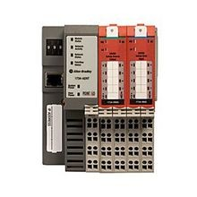 Allen-Bradley, Ethernet I/O Adapter, EtherNet/IP Twisted Pair, 63 I/O Channels, 24 VDC