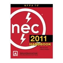 NFPA, Handbook, National Electrical Code 2011, NFPA, English, 1497 Pages, 12th, November 10, 2010