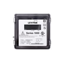Leviton® VerifEye™ 1000 Single Element Meter, 120 VAC, 100 A, NEMA 1 Enclosure