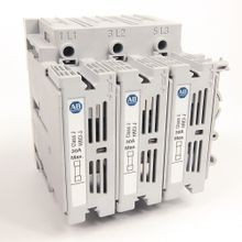 Allen-Bradley, 194R Fused and Non-Fused Disconnected Switches, Open, J fuse, 30 A, 3 Pole