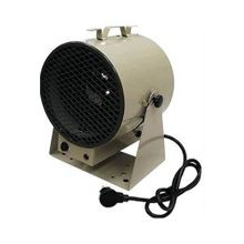 TPI HF686TC Bulldog Fan-Forced Unit Heater, 19107/14330 Btu/hr, 208/240 VAC, 23.4/20.2 A, 5600/4200 W
