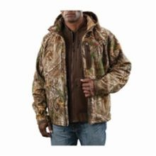 Milwaukee® 2387-L M12™ 3-in-1 Insulated Heated Jacket Kit, L, Men's, Realtree Xtra® Camouflage, Polyester/Spandex® Softshell/Thermal Knit Fleece Inner/Cotton Blend Vest