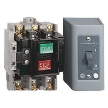 Allen-Bradley, 609U-BEB, Manual Starting Switch with Undervoltage Protection, NEMA 1, 460-480V 60Hz, Type 7 & 9 Bolted Enclosures