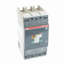 ABB Tmax T4N050TWA3AUS8 Molded Case Circuit Breaker, 600 VAC/VDC, 50 A, 16 to 18 kA, 3 Poles, Thermal Magnetic Trip