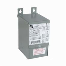 HPS Universal™ QC35ERCB Commercial Encapsulated Buck Boost Transformer, 120/240 VAC Primary, 12/24 VAC Secondary, 0.35 kVA