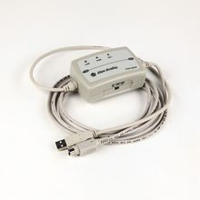 Allen-Bradley, 1784-U2DHP, Networks and Communication Products, USB-to-Data Highway Plus Adapter