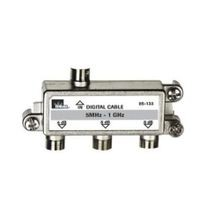 IDEAL 85-133 3-WAY SPLITTER 5-1 GHZ