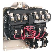 Allen-Bradley, 505  NEMA Full Voltage Reversing Starter, SIZE 3, Open, 115-120V 60Hz, with Eutectic Alloy Overload Relay