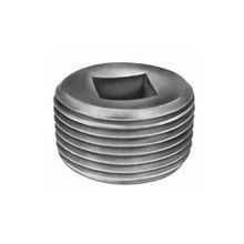 T&B® XPLG-1 Recessed Plug, 1/2 in, For Use With Rigid/IMC Conduit, Aluminum, Zinc Plated