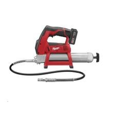 Milwaukee® M12™ Cordless Grease Gun Kit, 14.5 oz Cartridge, 8000 psi Operating