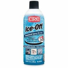 CRC® 05346 Windshield Spray De-Icer, 16 oz Aerosol, Liquid, Colorless, Pungent