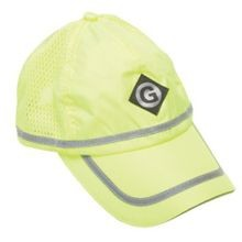 Greenlee® 04761-01 High-Visibility Ball Cap Hat, One Size Fits All, Yellow