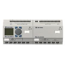 Allen-Bradley, 1760-L18BWB-EX, Pico Controller, 12 Digital Inputs, 6 Relay Outputs, 24V DC, I/O Expandable, Real Time Clock