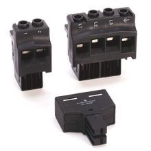 Allen-Bradley, 2198-H040-ADP-IN, Kinetix 5500 Frame 1 and 2 connectors for the first drive in a multi-axis system