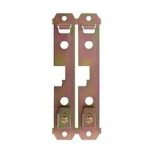 General Electric TQCBMPA2 TQ Series Screw Back Mounting Plate, For Use With THQB, THQC Series Molded Case Circuit Breaker, 2-Pole